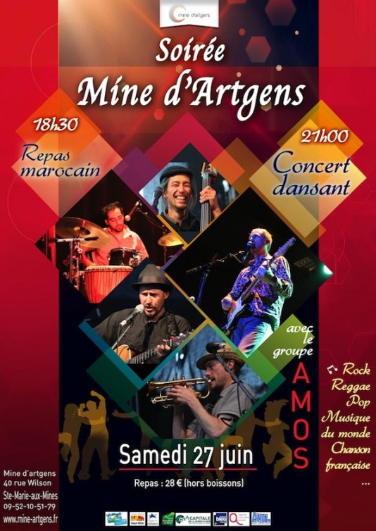 SOIREE MINE D'ARTGENS